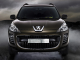 Pictures of Peugeot Holland & Holland 4007 Concept 2007