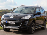 Pictures of Peugeot 4007 Sport Edition 2009