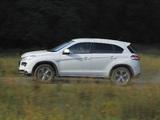 Peugeot 4008 AU-spec 2012 images