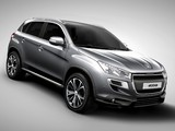 Peugeot 4008 2012 pictures