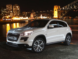 Pictures of Peugeot 4008 AU-spec 2012