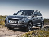 Pictures of Peugeot 4008 2012