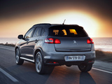Peugeot 4008 2012 wallpapers