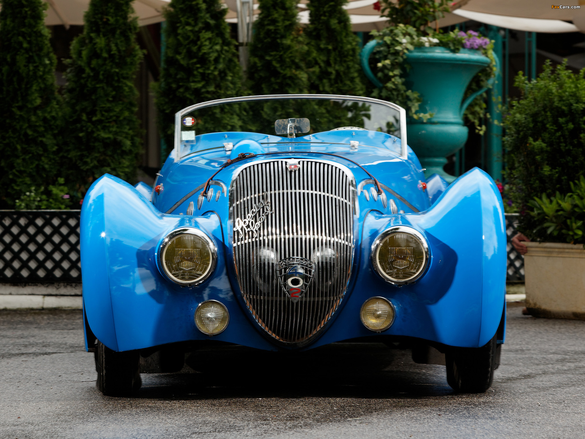 Images of Peugeot 402 Darlmat Special Sport Roadster 1937–38 (2048 x 1536)