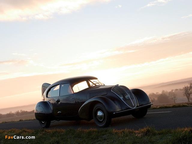 Peugeot 402 Andreau 1936–37 photos (640 x 480)