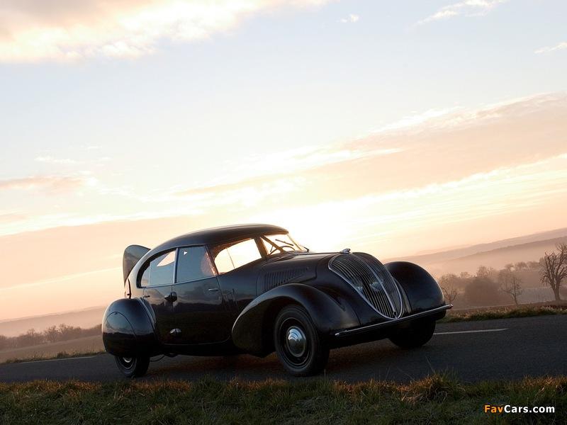 Peugeot 402 Andreau 1936–37 photos (800 x 600)