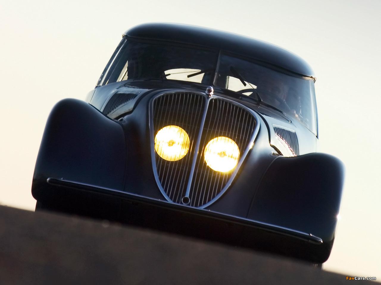 Peugeot 402 Andreau 1936–37 photos (1280 x 960)