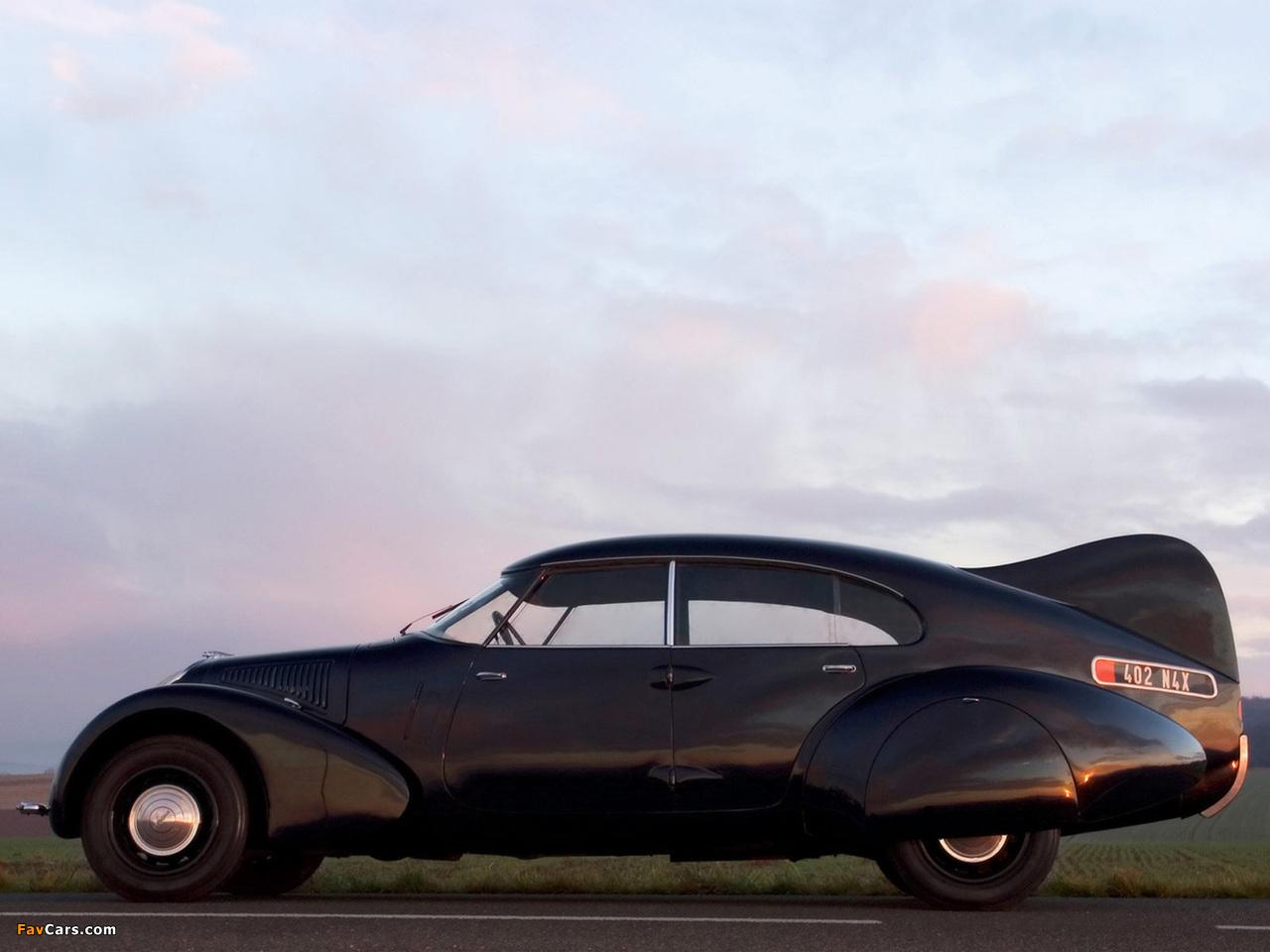 Peugeot 402 Andreau 1936–37 pictures (1280 x 960)