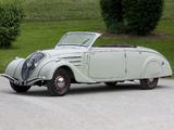 Peugeot 402L Eclipse 1937 photos