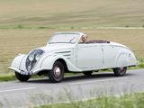 Peugeot 402L Eclipse 1937 pictures