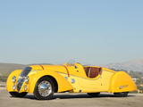 Peugeot 402 Darlmat Special Sport Roadster 1937–38 pictures