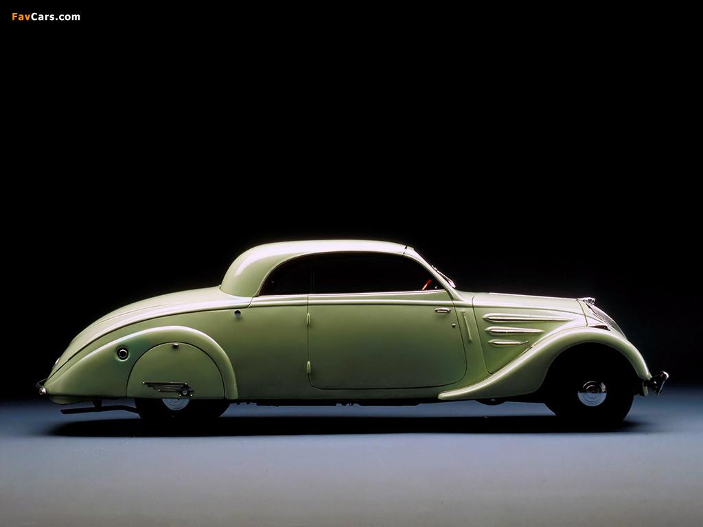 Photos of Peugeot 402L Eclipse 1937 (1024 x 768)