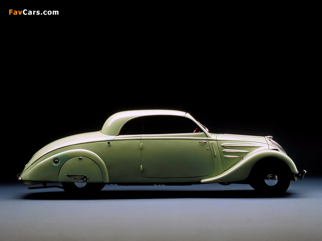 Photos of Peugeot 402L Eclipse 1937 (640 x 480)