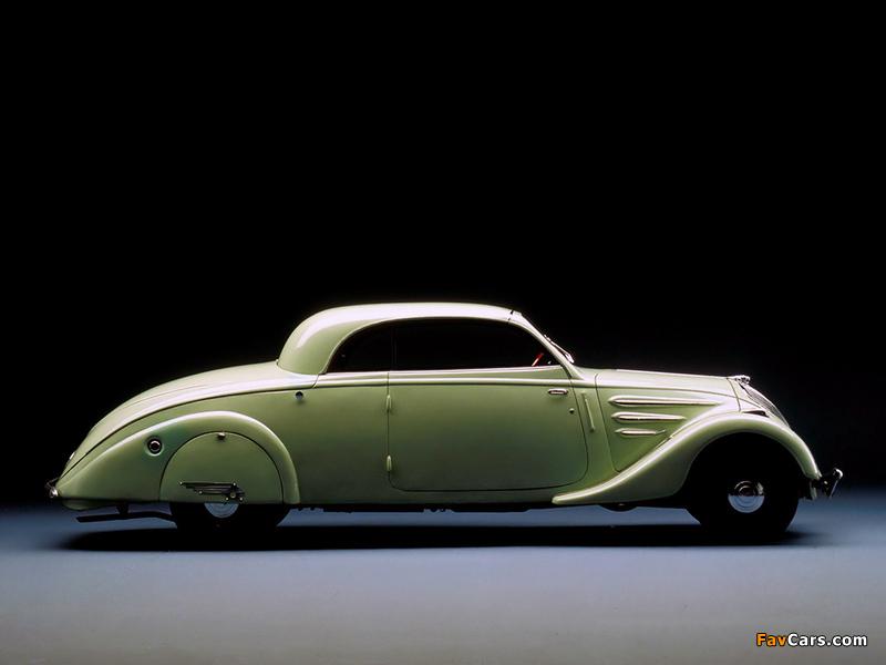 Photos of Peugeot 402L Eclipse 1937 (800 x 600)