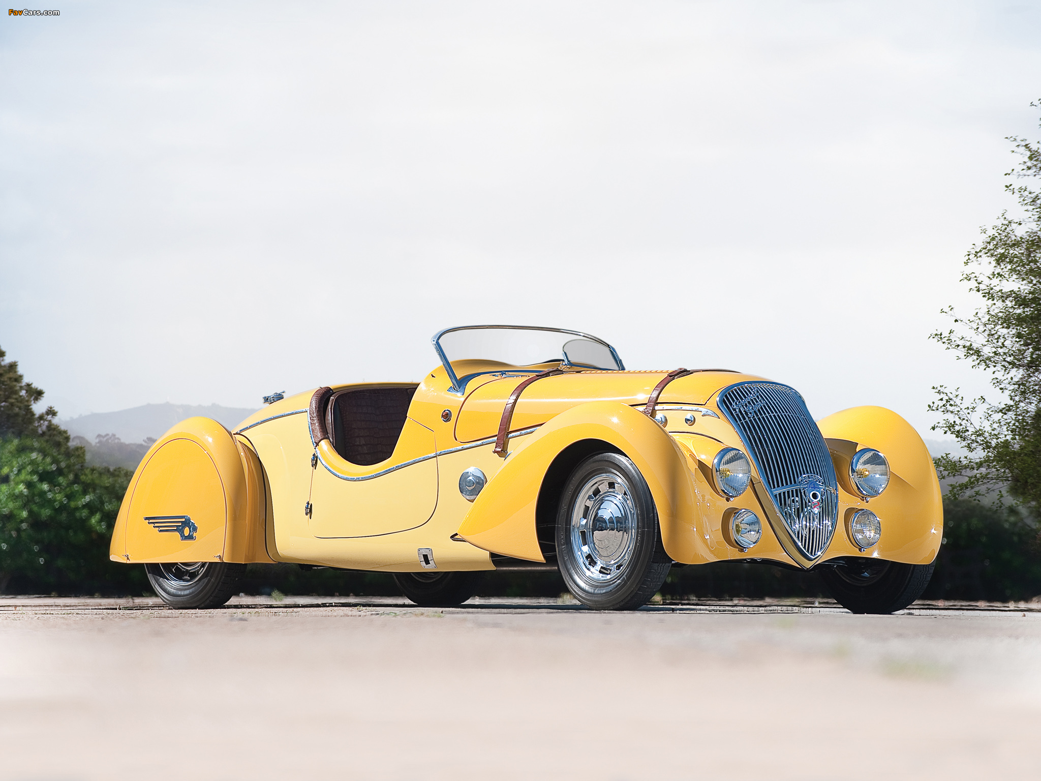 Pictures of Peugeot 402 Darlmat Special Sport Roadster 1937–38 (2048 x 1536)