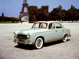 Images of Peugeot 403 1955–66