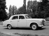 Peugeot 403 1955–66 images