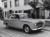 Peugeot 403 1955–66 photos