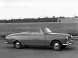 Peugeot 403 Cabrio 1956–61 photos