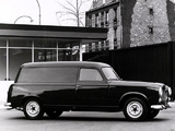 Photos of Peugeot 403 Fourgonnette 1956–62