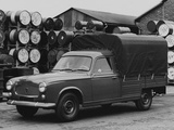 Photos of Peugeot 403 Camionnette 1956–62