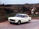 Peugeot 404 1960–78 photos