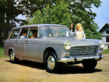 Peugeot 404 Break 1960–78 wallpapers