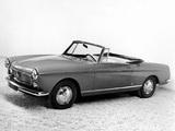 Peugeot 404 Cabriolet 1961–66 pictures