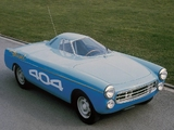 Peugeot 404 Diesel Record Car 1965 wallpapers