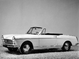 Pictures of Peugeot 404 Cabriolet 1961–66