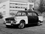Pictures of Peugeot 404 Polizei