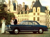 Peugeot 404 Coupe 1960–78 wallpapers