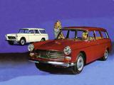 Peugeot 404 Break 1960–78 wallpapers