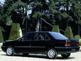 Peugeot 405 1987–95 wallpapers