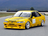 Peugeot 405 Mi16 BTCC 1992–95 wallpapers