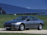 Images of Peugeot 406 Coupe 2003–04