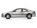 Peugeot 406 Coupe 1997–2003 photos