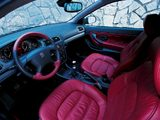 Peugeot 406 Coupe 1997–2003 pictures