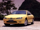 Peugeot 406 Coupe 1997–2003 wallpapers