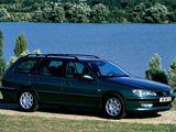 Peugeot 406 Break 1999–2004 pictures