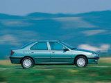 Peugeot 406 Sedan 1999–2004 pictures