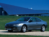 Peugeot 406 Coupe 2003–04 images