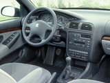 Photos of Peugeot 406 Coupe 1997–2003