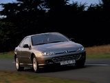 Photos of Peugeot 406 Coupe 2003–04