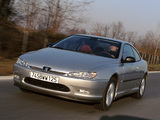 Pictures of Peugeot 406 Coupe 1997–2003