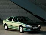 Pictures of Peugeot 406 Sedan 1999–2004