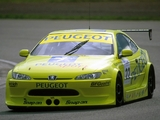 Pictures of Peugeot 406 Coupe BTCC 2001