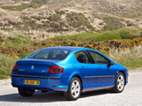 Images of Peugeot 407 Sedan 2004–08