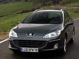 Images of Peugeot 407 SW 2004–08