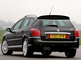 Images of Peugeot 407 SW Sport XS 2008–10